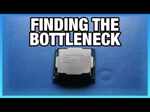 When the Intel G4560 Bottlenecks GPUs: 1050 Ti to 1080