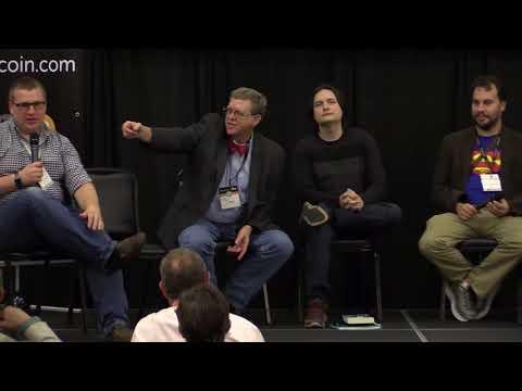 Bitcoin Drama Panel