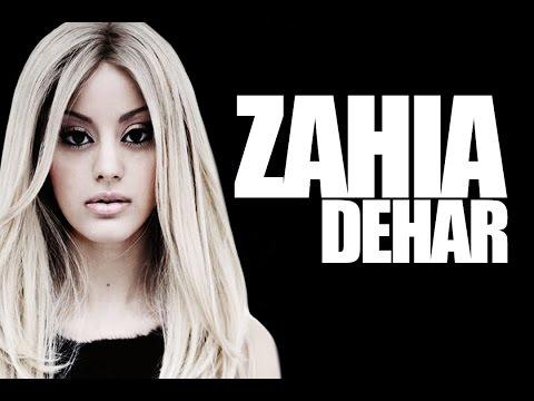 Zahia Dehar / Le langage de la gloire