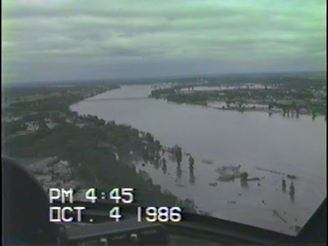 1986 Arkansas River Flood Anniversary