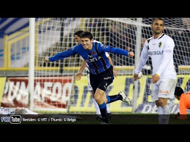 2010-2011 - Jupiler Pro League - 15. Club Brugge - Lierse SK 2-0