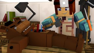 Minecraft: ANIMATRONICS COM DEFEITO - ( Five Nights at Freddy