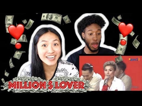 AGNEZ MO - GODAI AKU LAGI DAN MILLION $ LOVER LIVE PERFORMANCE  Malam Puncak SCTV 28   REACTION