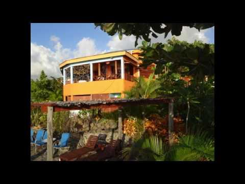 Vacation to Dominica & Martinique