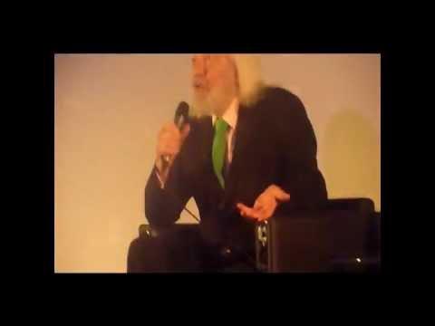 Masterclass de Donald Sutherland au Champs-Elysées Film Festival