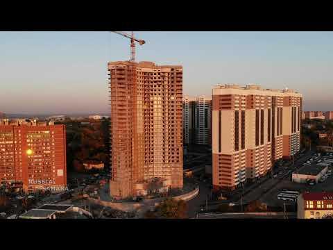 И всё-таки 45 этажей: «Трансгрузу» согласовали строительство высотки  / город Самара / Russia