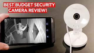 Best Wifi Ip Security Camera Review Under
