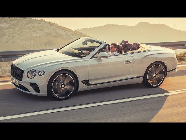 2019 Bentley Continental GT Convertible | Launch Film