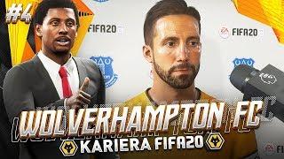 FIFA 20 | KARIERA WOLVES #4 - PIERWSZE ZWYCIĘSTWA!