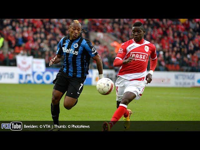 2013-2014 - Jupiler Pro League - 15. Standard - Club Brugge 0-0
