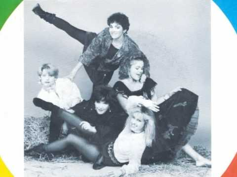 Go-Go's - Can't Stop The World (from 'Beauty & The Beat') [Music + Lyrics]