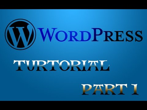 Wordpress Tutorial - How to install WordPress with free Hosting and Domain