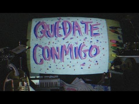 Números Primos - Quédate Conmigo (Lyric Video)