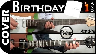 Birthday / The Beatles / Cover