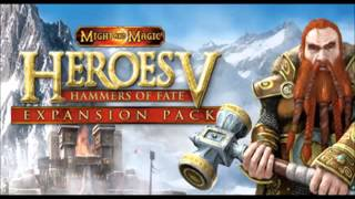 Heroes of Might and Magic V: Hammers of Fate soundtrack