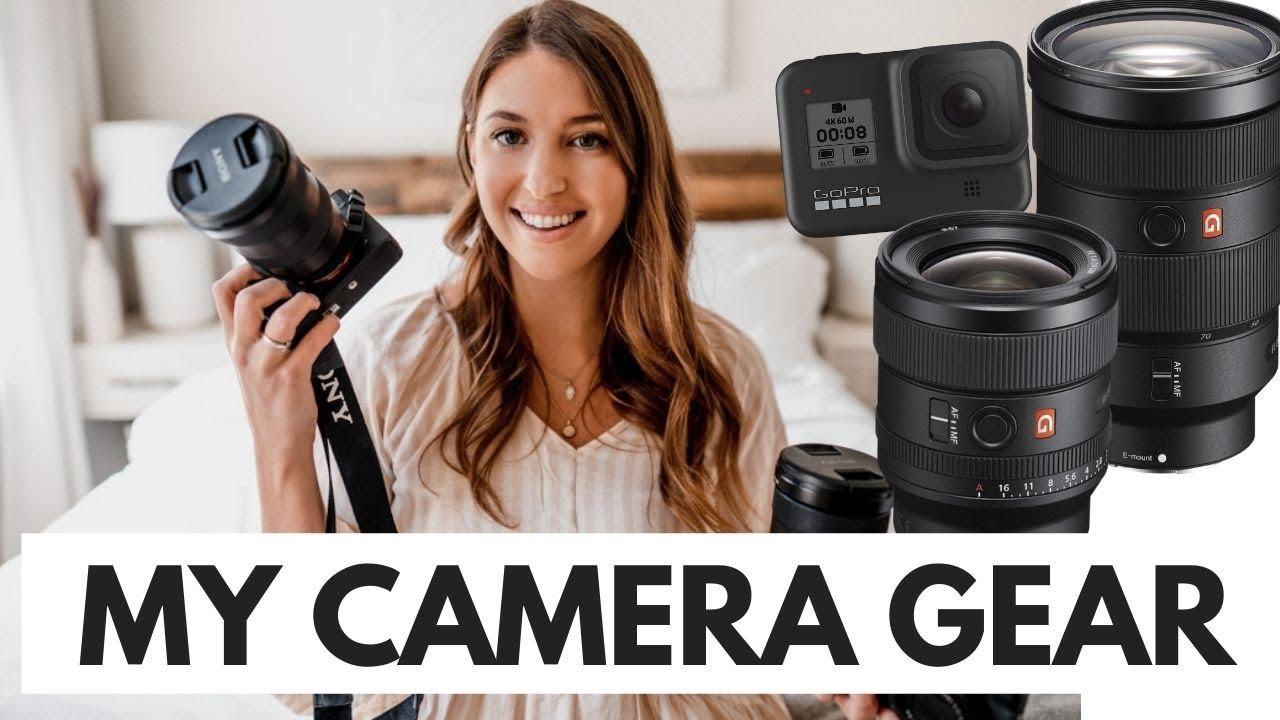 What's in My Camera Bag: Camera Gear for Travel - Dana Berez