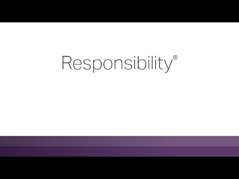 Responsibility - Learn More About Your Innate Talents From Gallup's Clifton StrengthsFinder!