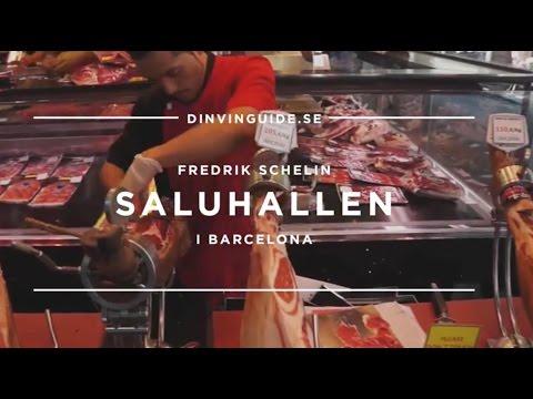 Saluhallen Boqueria Las Ramblas Barcelona