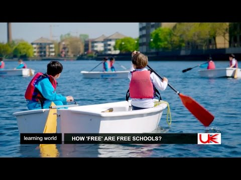 Too Much Flexibility? Free Schools In The UK (Learning World: S5E32, 1/3)