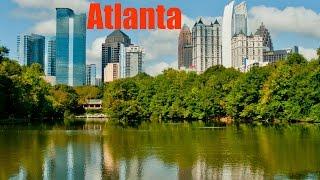 видео Город Атланта