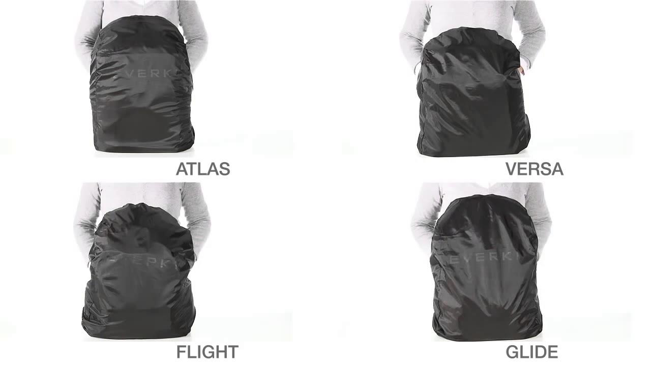 4ccdd126c2b Everki Backpack regenhoes, geschikt voor EKP121, EKP127, EKP119, EKP129