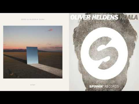 Zedd Ft. Alessia Cara - Stay Vs Oliver Heldens - Koala (Mashup By Ewan Bottrill)