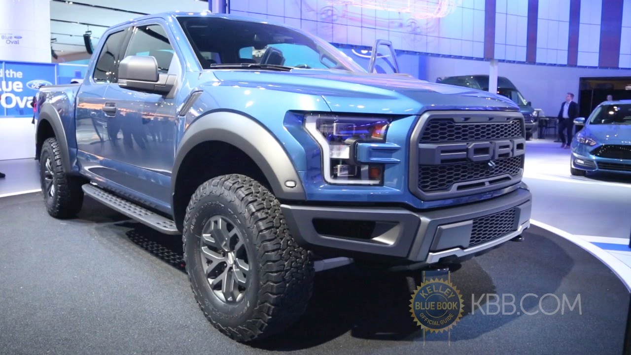 2017 Ford F-150 Raptor - 2015 Detroit Auto Show - YouTube