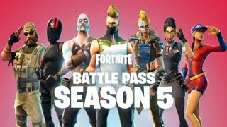 Season 5 Grind //Best squad?