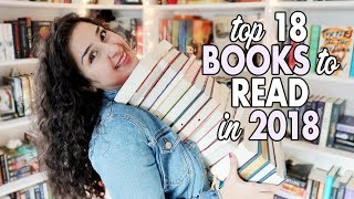 Top 18 Books to Read in 2018!