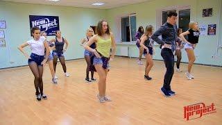 jazz-funk, видео отчёт с уроков - студия танцев 2015