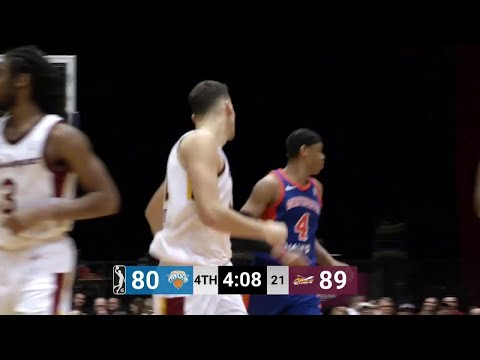 What a dunk by Ante Zizic!