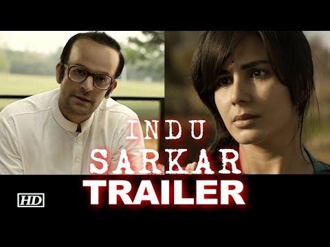 "Madhur Bhandarkar's ""Indu Sarkar "" Trailer | 1975 Emergency Rule"