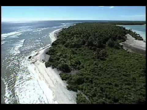 Aerial Tour of Nikumaroro