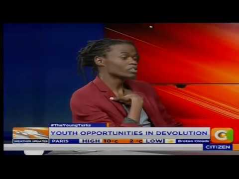 The young Turks: Youth Opportunities in Devolution