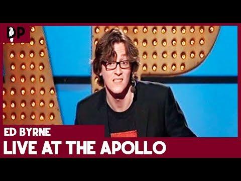 Ed Byrne | Live At The Apollo | Season 4 | Dead Parrot