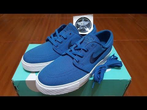 d5dce594746 Unboxing - Nike SB Stefan Janoski Industrial Blue