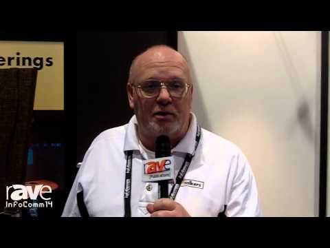 InfoComm 2014: walltalkers Explains its Projection and Dry Erase Wall Coverings