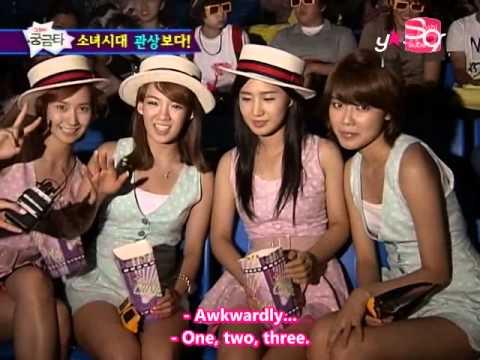 SNSD Incheon World Festival