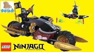 Ниндзяго Мультфильм на Русском Lego Ninjago Masters of Spinjitsu. Лего Ниндзяго Blaster Bike 70733