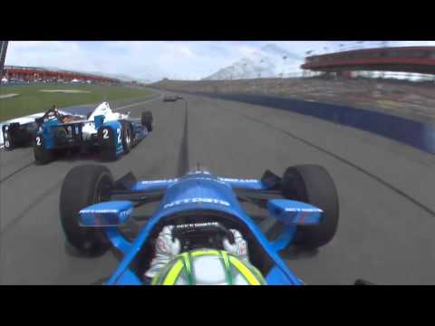 #INDYCAR In-Car Theater: MAVTV 500 at Auto Club Speedway