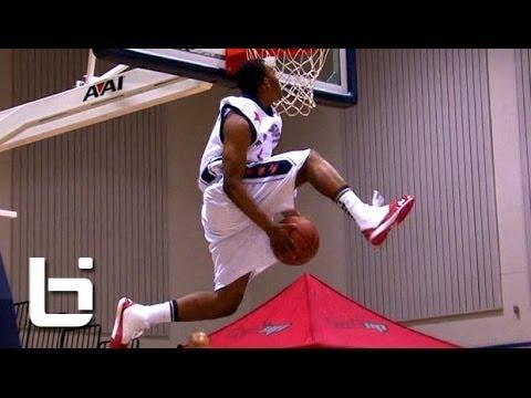 5'11 Jahii Carson Has ELITE Handles & MAJOR Bounce! 2014 NBA Draft Prospect!