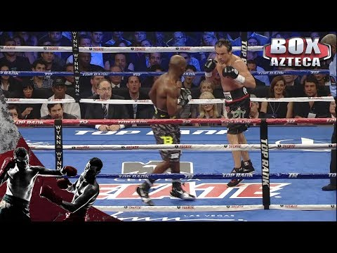 Bradley gana a Juan Manuel Márquez por decisión dividida