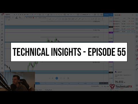 Forex Market Technical Insights – Episode 55