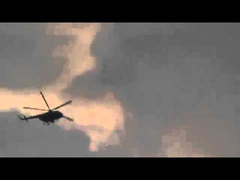 Syria   Choppers Looking for targets in Alleppo