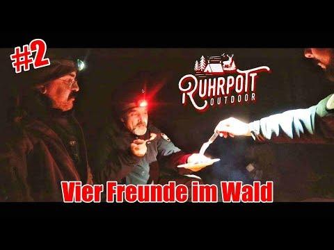 Filet, Feuer, Feiern - Vier Freunde im Wald - Teil 2 - Ruhrpott Outdoor 1815
