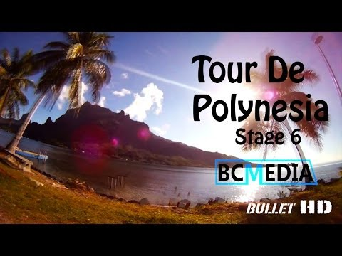 Stage 6 Recap - Tour de Polynesia