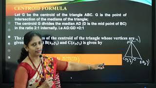 I PUC | Basic maths | Co-ordinate geometry-05