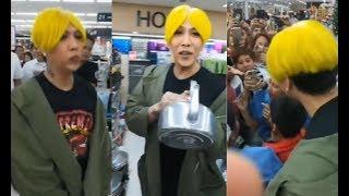 Ganito pala mag Christmas Shopping si Vice Ganda, Nakakatawa