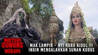 Download Video Mak Lampir Minta Bantuan NYAI RORO KIDUL Utk Melawan Sunan Kudus! - Misteri Gunung Merapi Eps 1 MP3 3GP MP4
