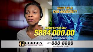Lafayette Injury Lawyer | Phone Girl 2015 | Gordon McKernan Injury Attorneys